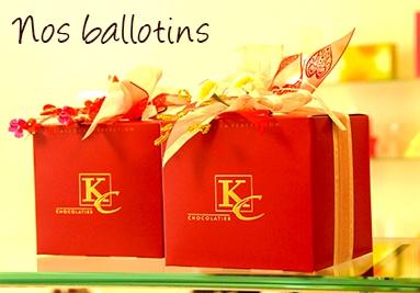 Nos ballotins