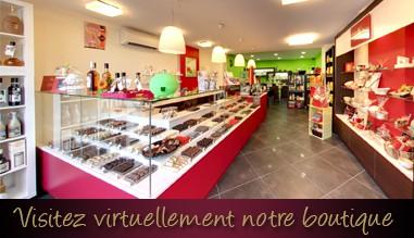 Visitez virtuellement notre nouvelle boutique !